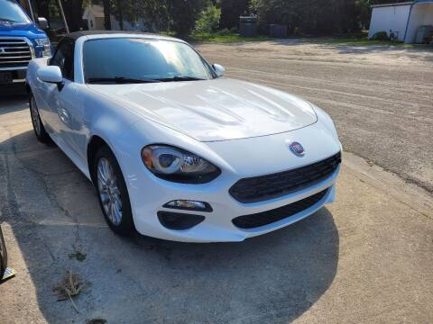 2017 FIAT 124 Spider for sale at Bundy Auto Sales in Sumter SC