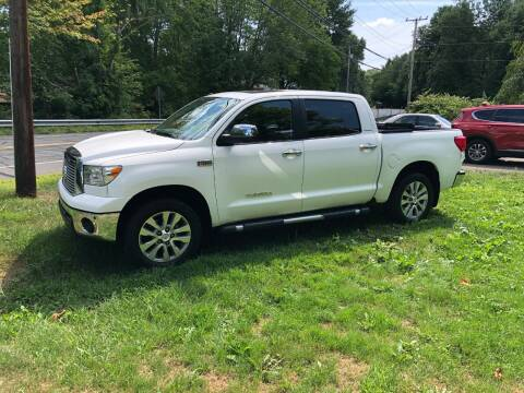 2013 Toyota Tundra for sale at Chris Auto South in Agawam MA