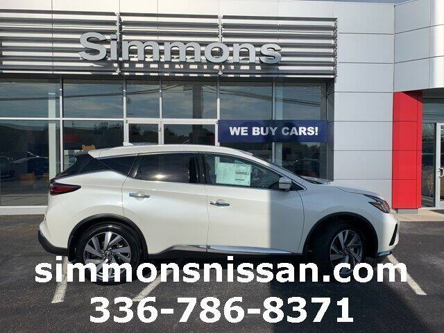 2021 Nissan Murano for sale in Mount Airy, NC