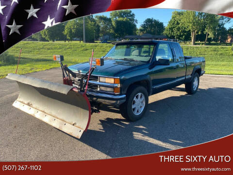 1997 Chevrolet C/K 1500 Series for sale at Three Sixty Auto in Elysian MN