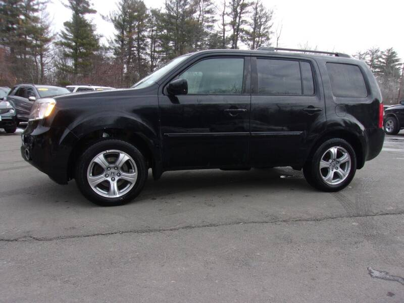 2014 Honda Pilot for sale at Mark's Discount Truck & Auto Sales in Londonderry NH