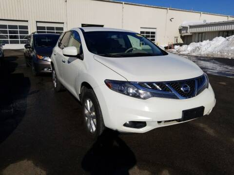 2011 Nissan Murano for sale at MOUNT EDEN MOTORS INC in Bronx NY