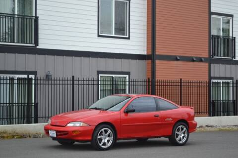 1999 Chevrolet Cavalier for sale at Skyline Motors Auto Sales in Tacoma WA