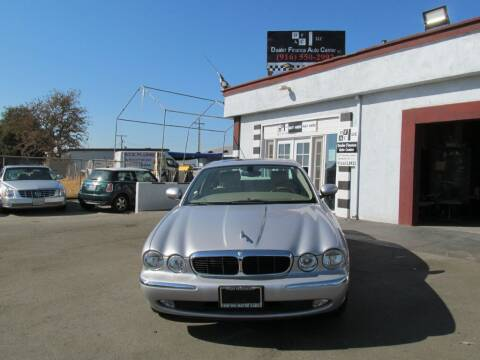 2004 Jaguar XJ-Series for sale at Dealer Finance Auto Center LLC in Sacramento CA