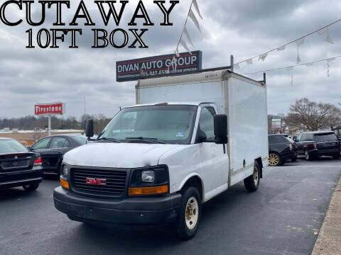 2007 GMC Savana Cutaway for sale at Divan Auto Group in Feasterville PA