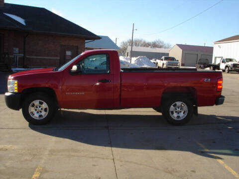 2013 Chevrolet Silverado 1500 for sale at Quality Auto Sales in Wayne NE