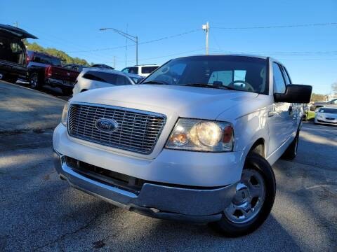 2004 Ford F-150 for sale at Philip Motors Inc in Snellville GA