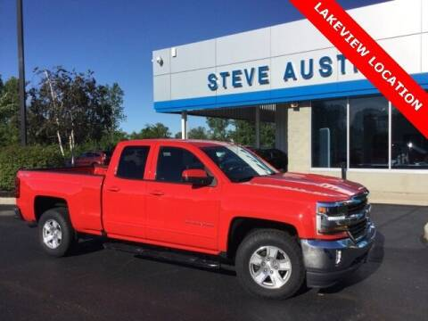 2017 Chevrolet Silverado 1500 for sale at Austins At The Lake in Lakeview OH