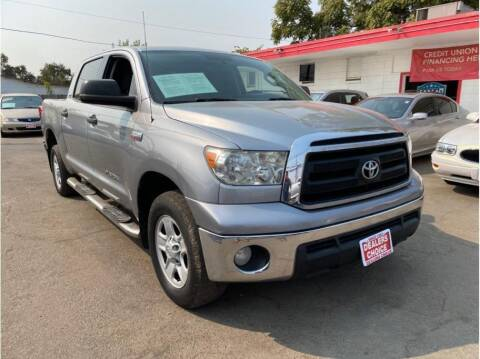 2013 Toyota Tundra for sale at Dealers Choice Inc in Farmersville CA