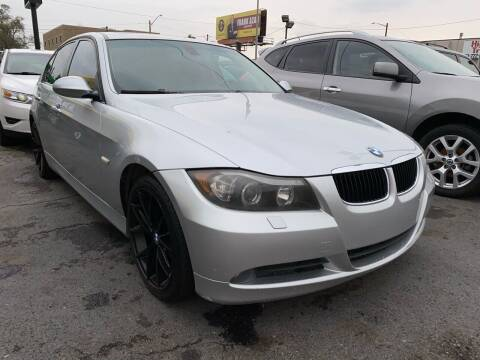 2007 BMW 3 Series for sale at New Wave Auto Brokers & Sales in Denver CO