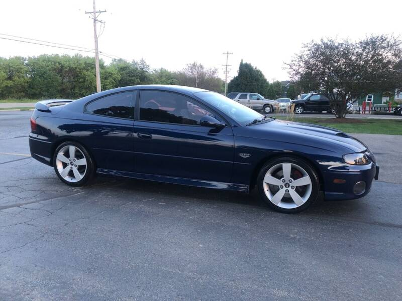 2005 Pontiac GTO for sale at Fox Valley Motorworks in Lake In The Hills IL