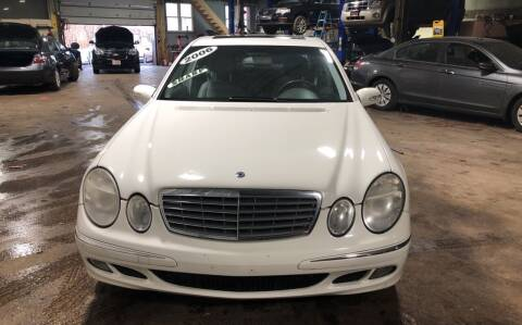 2006 Mercedes-Benz E-Class for sale at Six Brothers Auto Sales in Youngstown OH