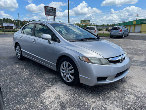 2009 Honda Civic for sale at Ron's Used Cars in Sumter SC