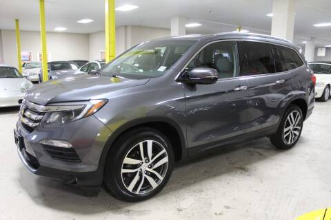 2016 Honda Pilot for sale at Vantage Auto Wholesale in Lodi NJ