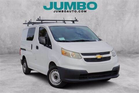 2015 Chevrolet City Express Cargo for sale at Jumbo Auto & Truck Plaza in Hollywood FL