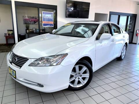 2007 Lexus ES 350 for sale at SAINT CHARLES MOTORCARS in Saint Charles IL