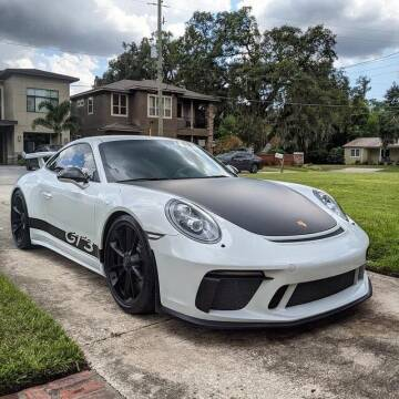 2018 Porsche 911 for sale at Gravity Autos Roswell in Roswell GA
