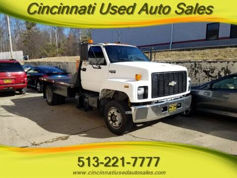 1995 Chevrolet C6500 for sale at Cincinnati Used Auto Sales in Cincinnati OH