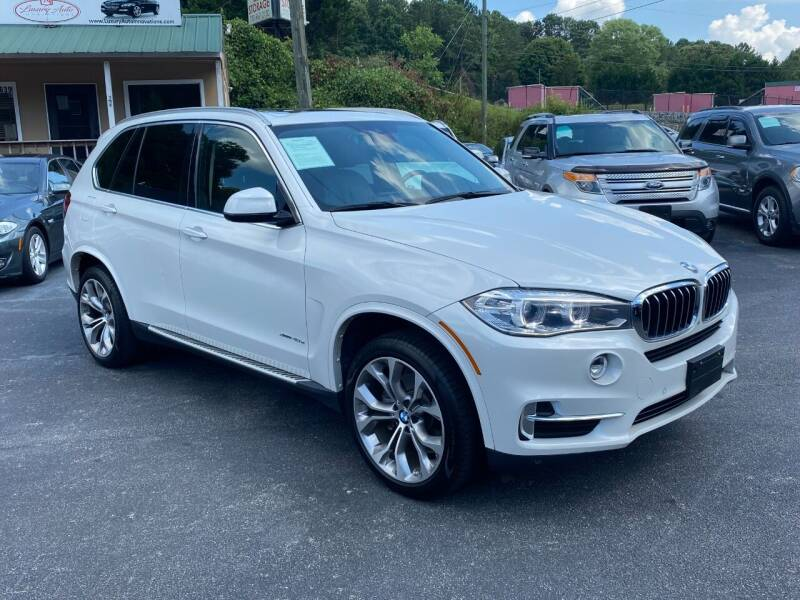2016 BMW X5 for sale at Luxury Auto Innovations in Flowery Branch GA