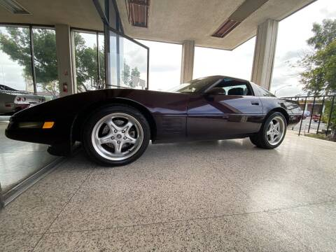 1993 Chevrolet Corvette for sale at Corvette Specialty by Dave Meyer in San Diego CA