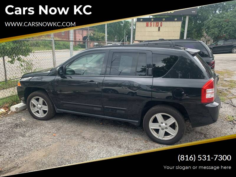 2008 Jeep Compass for sale at Cars Now KC in Kansas City MO