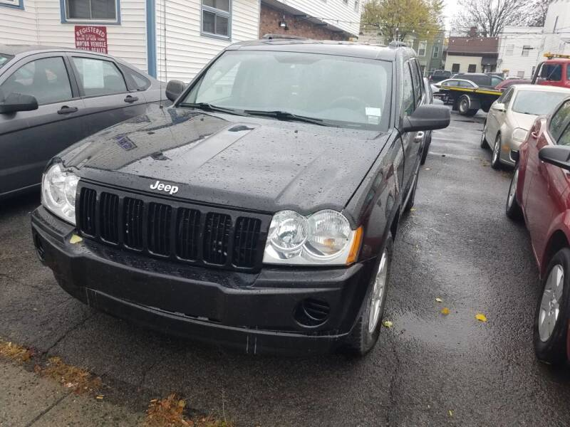 2007 Jeep Grand Cherokee for sale at Perez Auto Group LLC -Little Motors in Albany NY