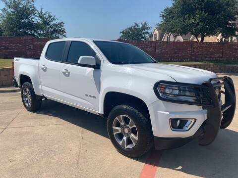 2016 Chevrolet Colorado for sale at Excellence Auto Direct in Euless TX