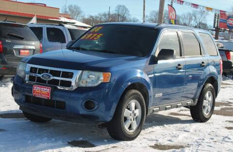2008 Ford Escape for sale at SOLOMA AUTO SALES in Grand Island NE