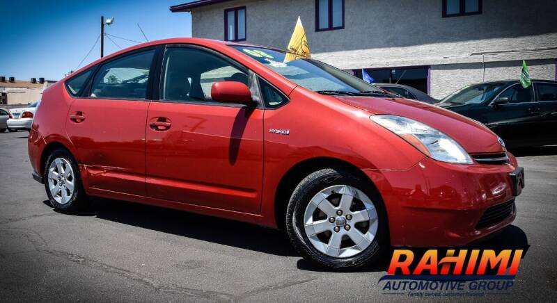 2008 Toyota Prius for sale at Rahimi Automotive Group in Yuma AZ