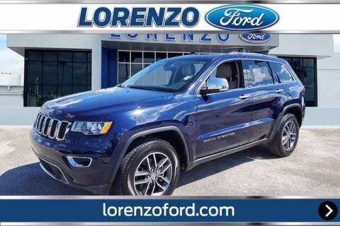 2017 Jeep Grand Cherokee for sale at Lorenzo Ford in Homestead FL