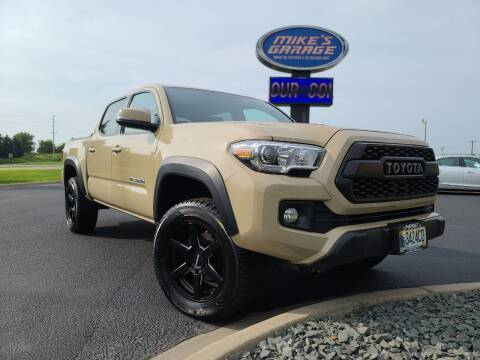 2017 Toyota Tacoma for sale at Monkey Motors in Faribault MN