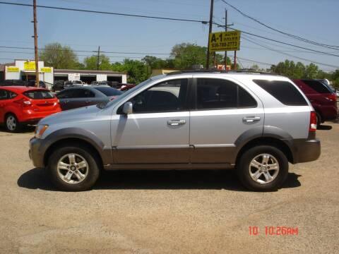 2006 Kia Sorento for sale at A-1 Auto Sales in Conroe TX