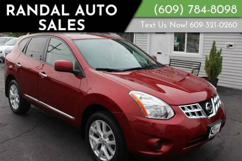 2011 Nissan Rogue for sale at Randal Auto Sales in Eastampton NJ