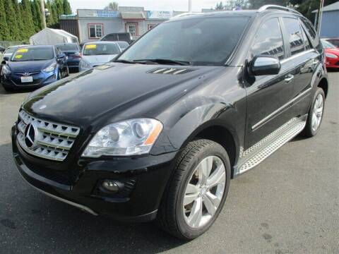 2010 Mercedes-Benz M-Class for sale at GMA Of Everett in Everett WA
