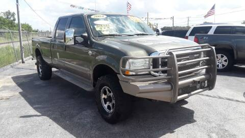 2004 Ford F-350 Super Duty for sale at GP Auto Connection Group in Haines City FL
