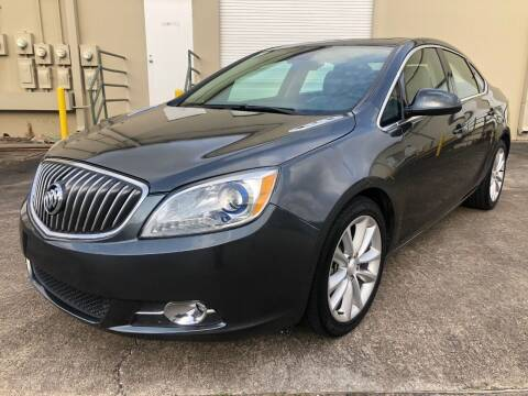 2016 Buick Verano for sale at The Auto & Marine Gallery of Houston in Houston TX