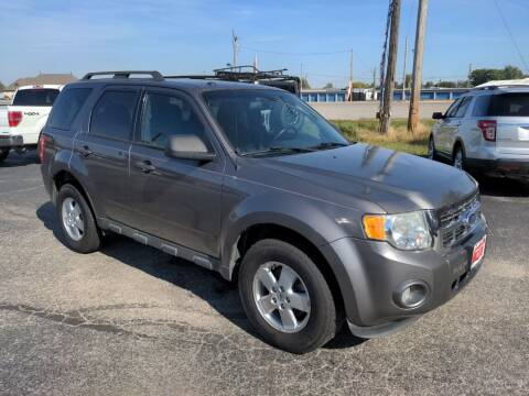 2011 Ford Escape for sale at Towell & Sons Auto Sales in Manila AR