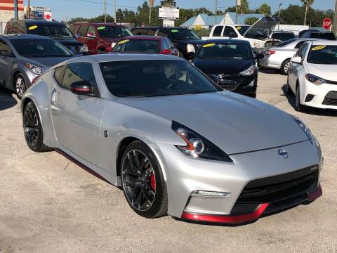 2017 Nissan 370Z for sale at Marvin Motors in Kissimmee FL