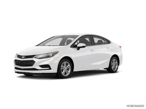 2017 Chevrolet Cruze for sale at Bellavia Motors Chevrolet Buick in East Rutherford NJ