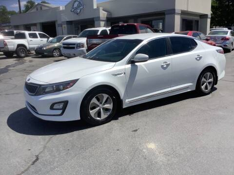 2015 Kia Optima Hybrid for sale at Beutler Auto Sales in Clearfield UT