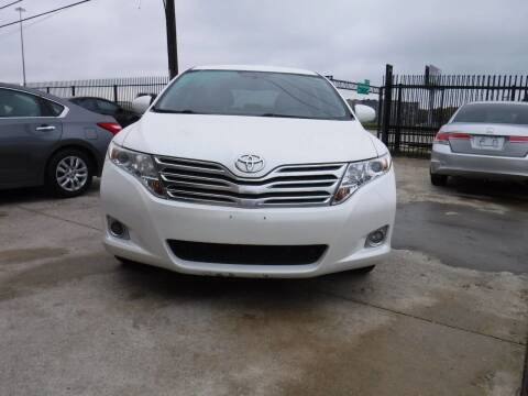 2012 Toyota Venza for sale at N & A Metro Motors in Dallas TX