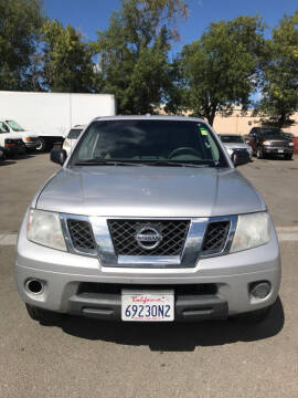 2013 Nissan Frontier for sale at EXPRESS CREDIT MOTORS in San Jose CA