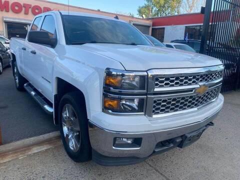 2014 Chevrolet Silverado 1500 for sale at Celebrity Motors in Newark NJ