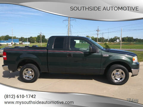 2005 Ford F-150 for sale at Southside Automotive in Washington IN
