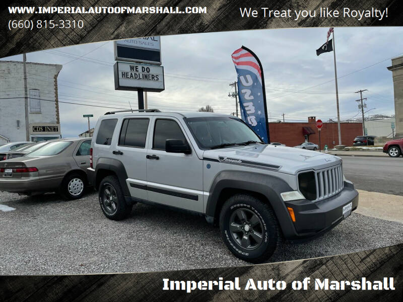 2011 Jeep Liberty for sale at Imperial Auto of Marshall - Imperial Auto Of Slater in Slater MO