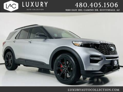 2020 Ford Explorer for sale at Luxury Auto Collection in Scottsdale AZ