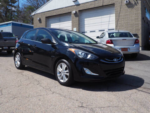 2013 Hyundai Elantra GT for sale at East Providence Auto Sales in East Providence RI