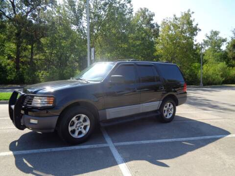 2003 Ford Expedition for sale at ACH AutoHaus in Dallas TX