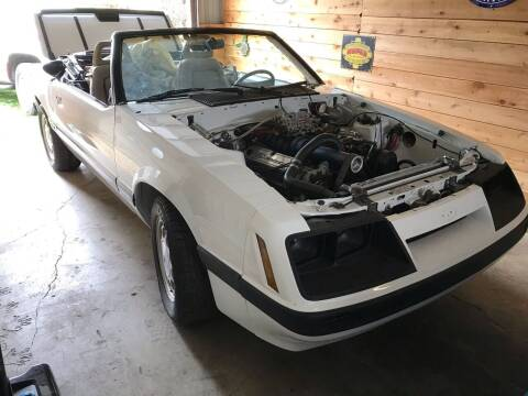 1986 Ford Mustang for sale at Mafia Motors in Boerne TX