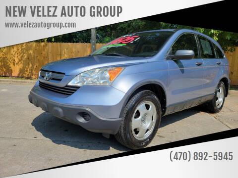 2009 Honda CR-V for sale at NEW VELEZ AUTO GROUP in Gainesville GA